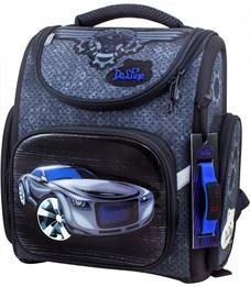 Ранец школьный DeLune 3-163 + мешок + часы