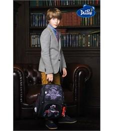 Фото 8. Ранец школьный DeLune Джип 6-121 + мешок + часы