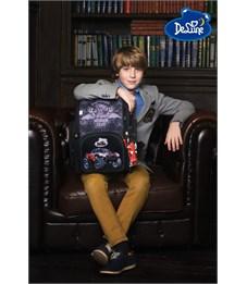 Фото 9. Ранец школьный DeLune Джип 6-121 + мешок + часы