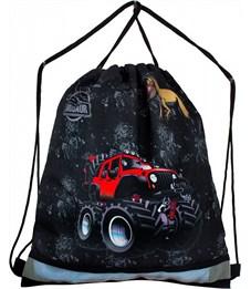 Фото 6. Ранец школьный DeLune Динозавр 6-122 + мешок + часы