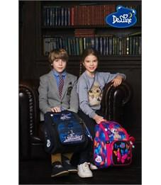 Фото 8. Ранец школьный DeLune Мишутка 6-124 + мешок + мишка