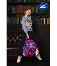 Фото 9. Ранец школьный DeLune Мишутка 6-124 + мешок + мишка