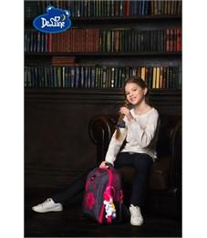 Фото 11. Ранец школьный DeLune 7-140 + мешок + мишка