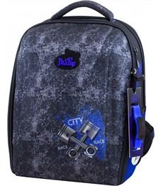 Ранец школьный DeLune 7-147 + мешок + часы