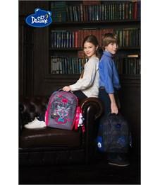 Фото 11. Ранец школьный DeLune 7-147 + мешок + часы