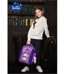 Фото 9. Ранец школьный DeLune Мишутка 7mini-005 + мешок + пенал + мишка