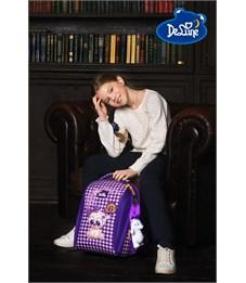 Фото 11. Ранец школьный DeLune Мишутка 7mini-005 + мешок + пенал + мишка