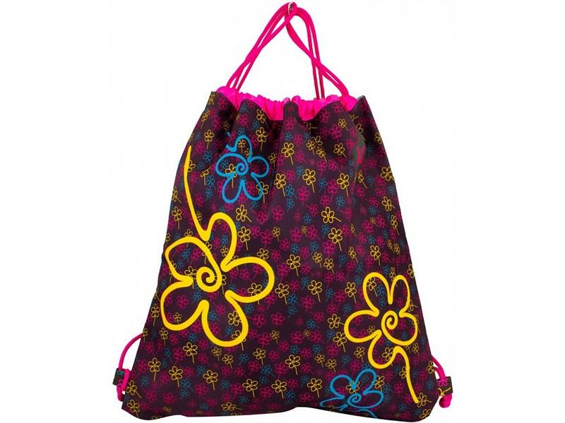 Ранец школьный DeLune Цветок 8-101 + мешок