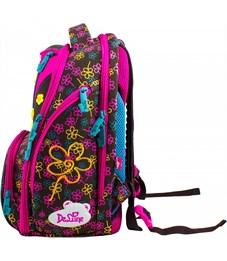 Фото 2. Ранец школьный DeLune Цветок 8-101 + мешок