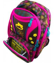 Фото 4. Ранец школьный DeLune Цветок 8-101 + мешок