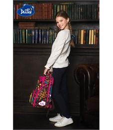 Фото 10. Ранец школьный DeLune Цветок 8-101 + мешок