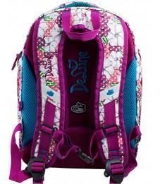 Фото 6. Ранец школьный DeLune Цветы 8-102 + мешок