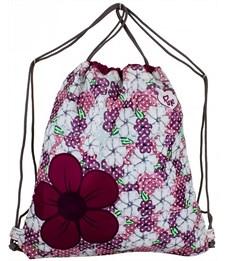Фото 7. Ранец школьный DeLune Цветы 8-102 + мешок