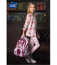 Фото 8. Ранец школьный DeLune Цветы 8-102 + мешок