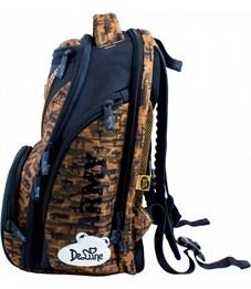 Фото 2. Ранец школьный DeLune Army 8-105 + мешок