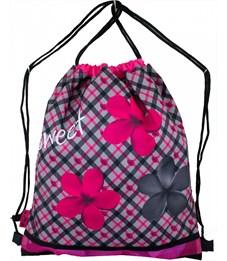 Фото 7. Ранец школьный DeLune Цветы 9-113 + мешок + пенал + мишка