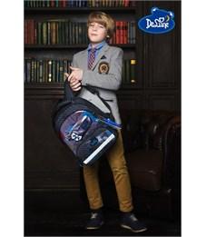 Фото 12. Ранец школьный DeLune Машина 9-119 + мешок + пенал + часы
