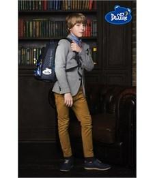 Фото 13. Ранец школьный DeLune Машина 9-119 + мешок + пенал + часы