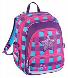 Ранец школьный Hama BaggyMax Speedy Pink Star