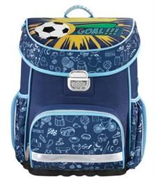 Ранец школьный Hama Soccer синий