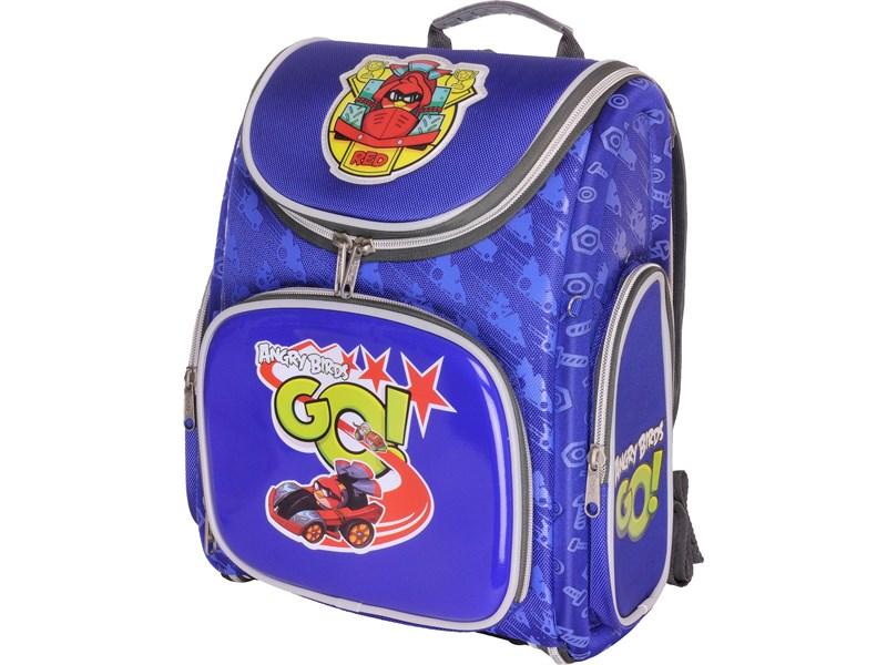 Ранец школьный Hatber Compact Angry Birds Go