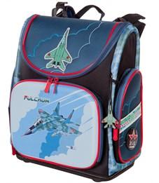 Ранец школьный Hummingbird NK16 Fulcrum + мешок