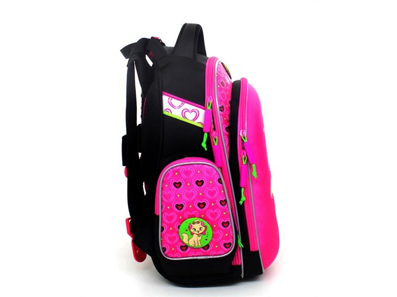 Ранец школьный Hummingbird TK29 Kitty + мешок