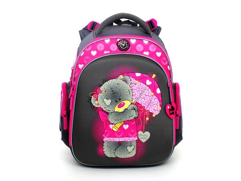 Ранец школьный Hummingbird TK28 Pretty Lady + мешок