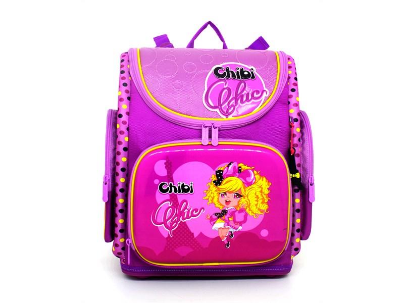 Ранец школьный Hummingbird NK3 Chibi Chic +мешок