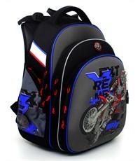 Фото 4. Ранец школьный Hummingbird T75 Moto Rider