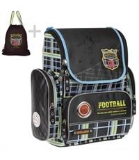 Ранец школьный Mike Mar Футбол + мешок