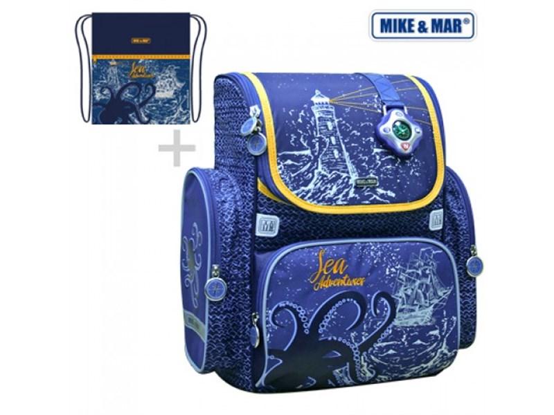 Ранец школьный Mike Mar Маяк + мешок