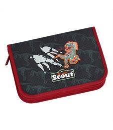 Фото 5. Ранец школьный Scout Sunny Exklusiv Укус Динозавра с наполнением 4 предмета