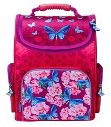 Ранец школьный Silwerhof Butterfly малиновый