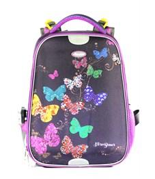 Ранец школьный Sternbauer Smart Бабочки 7125