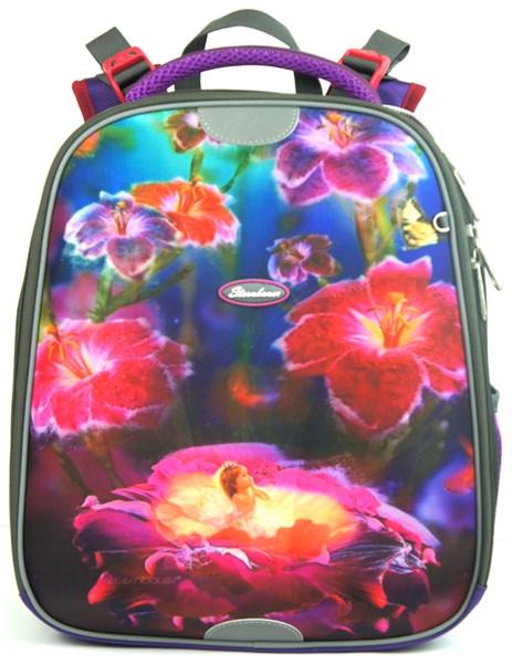 Ранец школьный Sternbauer Smart Цветы 7115