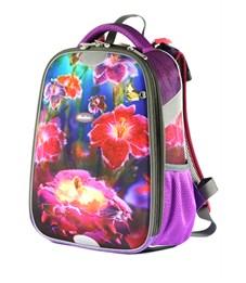 Фото 3. Ранец школьный Sternbauer Smart Цветы 7115
