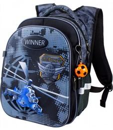 Рюкзак школьный Winner 8006 + брелок-мячик