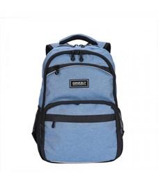 RB-054-6 Рюкзак школьный (/4 джинсовый)