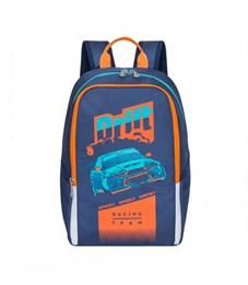 RB-863-1 Рюкзак школьный (/3 синий)