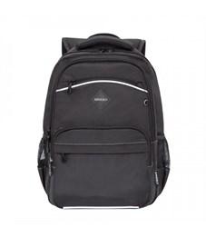 RB-962-2 Рюкзак школьный (/2 черный серый)