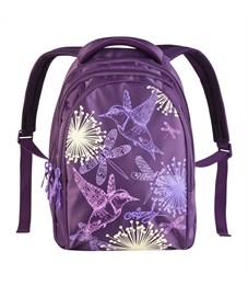 RD-622-4 Рюкзак школьный Grizzly фиолетовый
