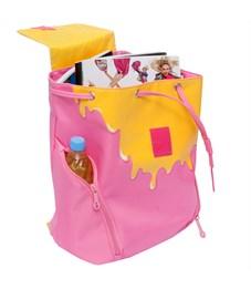 Фото 4. RD-749-1 Рюкзак Grizzly розовый-желтый