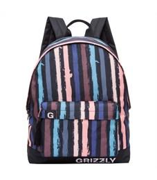 RD-750-6 Рюкзак школьный Grizzly полосы