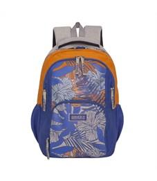 RD-754-1 Рюкзак (/4 синий - оранжевый)