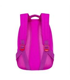 Фото 3. RD-758-1 Рюкзак школьный Grizzly фиолетовый