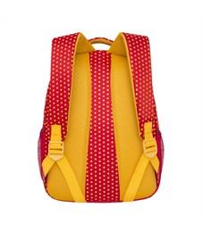 Фото 3. RD-758-2 Рюкзак школьный Grizzly красный
