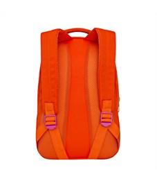 Фото 3. RD-758-3 Рюкзак школьный Grizzly оранжевый