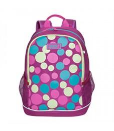 RG-063-5 Рюкзак школьный (/2 фиолетовый)