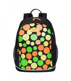 RG-063-5 Рюкзак школьный (/4 черный)